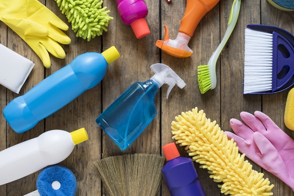 Always Choose Best Cleaning Products for your Home
